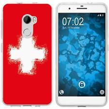 Case für HTC One X10 Silikon-Hülle WM Schweiz M10 Case