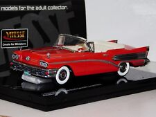 BUICK SPECIAL CONVERTIBLE RED 1958 VITESSE 36260  1/43