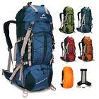 50L Hiking Camping Backpack men women Internal Frame Waterproof sport Travel new