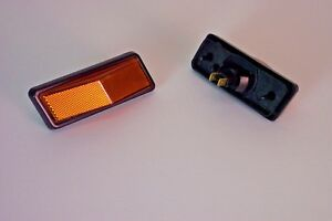 Fiat 132 128 Abarth turn signal indicator side markers blinker flasher repeater