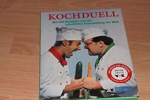 Kochduell Kochbuch 1998