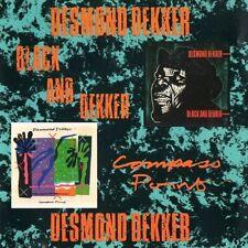 Black & Dekker / Compass Point; Desmond Dekker 1992 CD, Ska, Reggae, Robert Palm