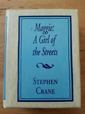 Maggie: A Girl of the Streets Del Prado Doll House Miniature Book Stephen Crane