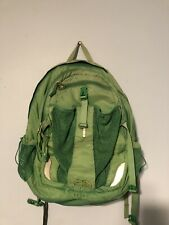 VINTAGE Northface Size OS Recon Backpack - Green *RARE