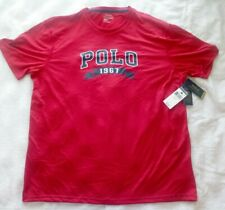 Mens Polo Ralph Lauren Xl Xlarge Performance wicking Nwt $40 Value