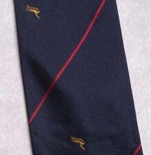 Accessoires vintage VINTAGE Cravate homme Cravate Crested CLUB ASSOCIATION société Australie Vêtements, accessoires