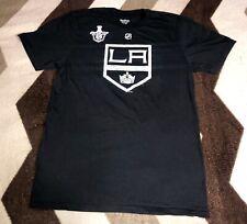NHL Hockey Los Angeles Kings 2014 Stanley Cup Champions Reebok T-shirt Sz M