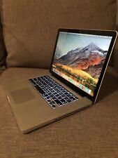 """MacBook Pro 15"""" Intel Core i5, 1TB Hard Drive, 4gb Ram"""