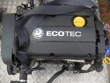 2005 VAUXHALL ASTRA H MK5 1.6 PETROL Z16XEP ENGINE BARE