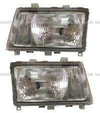HeadLight - LH & RH (Fit: Mitsubishi FUSO FE180 FE145 FE140 FE84D FE83D Trucks)