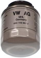 Genuine VOLKSWAGEN Audi VAG Engine Oil Filter Canister 03C115561J