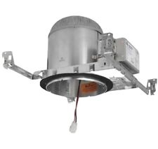 """ELCO Lighting LED Recessed Luminaire With Driver E6LC20D Cedar System 6"""" New"""