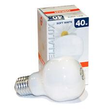 3 x Osram Glühbirne 40W Matt E27 Opal Soft White Bella T60 SIL Glühlampe 40 Watt