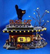 Department 56 Black Cat  Halloween Snow Village (56.55319)