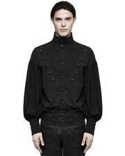 Camisas casuales de hombre en color principal negro talla S
