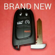 Brand New 2014 - 2019 Jeep Cherokee Smart Key 5B Hatch / Remote Start - GQ4-54T