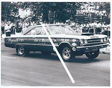 1960s NHRA Drag Racing-Sox & Martin's 1967 426 HEMI GTX-Cecil County Drag-O-Way