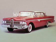 """1959 Ford Edsel """"Classic American Car"""" """"Pin-Up"""" Photo! #(1)"""
