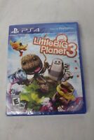 """NEW Play Station Game """"Little Big Planet 3"""" for Playstation 4 PS4 SEALED"""