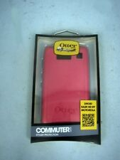 OtterBox Commuter Series Pink Case For Motorola Droid Razr HD