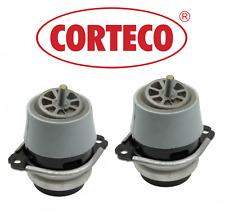 Engine Motor Mount Hydraulic 2pcs OEM Corteco Audi Q7 Porsche Cayenne VW Touareg
