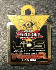 Yu-Gi-Oh UDS Ultimate Duelist Series Qualifier Top 8 Pin Top Cut Millennium Rod