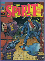 The Spirit #6 (Feb 1975, Warren Publishing) Will Eisner Magazine m