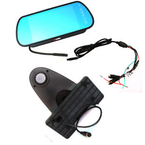 """Backup car camera with 7"""" monitor for Mercedes-Benz Sprinter/Volkswagen Crafter"""