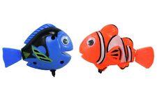6 x Tropenfische aufziehbar - schwimmen im Wasser - ca. 8 cm - Tombola Mitgebsel