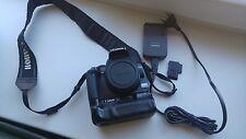 Canon Digital EOS 400D Camera boxed with BATTERY GRIP BG-E3