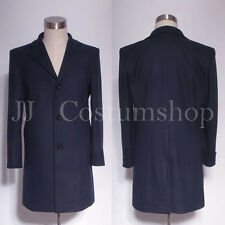 Doctor Who 12th Dr. Dark Blue Frock Coat <Custom Made>