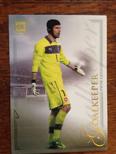 2014 Futera Unique Football Soccer Card Arsenal PETR CECH Mint