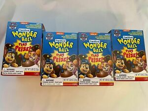 Frankford Wonder Ball Paw Patrol Suction Cup Everest Figurines SEALED - lot of 4
