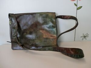 Jean Paul Gaultier vintage Cyber/Tote bag verdigris handbag