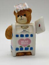 Enesco Lucy & Me 1994 Bear Mail Bear