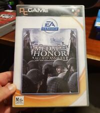 Medal of Honor - Allied Assault (FAT) -  PC GAME - FREE POST