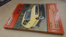Fiat 127 Car Repair Manual from 1971 (Autodata), Chris Maddock, A