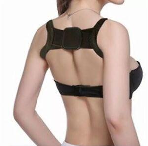 Back Brace Support Shoulder Corrector Straighten Posture Orthopedic Spine  Belt