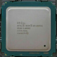 Intel Xeon E5-2695 V2 LGA 2011 SR1BA 12-Core 2.40GHz 30MB CPU Processors