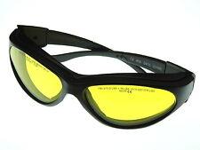 Laserschutzbrille 190-460nm, CE zertifiziert, DPSS Laser, Diodenlaser