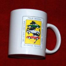 1993 Ferrari Club of America National Meet Coffee Cup