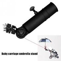 Universal Golf Umbrella Holder For Buggy Cart /Baby Pram/Wheelchair Clicgear/*