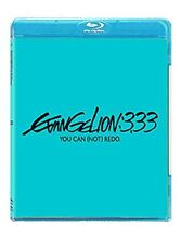 Evangelion: 3.33 You Can (Not) Redo Japanese Animation Region A Blu-Ray