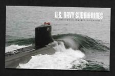 United States - Navy Submarines Complete Booklet of US Postage Stamps as shown