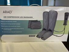 ARAD HY-1117 Leg Massager Circulation Foot Calf Air Compression Wraps Boots