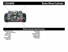 "Drum Brake Wheel Cylinder-RWD, 127.0"" WB Rear Right Centric 135.64006"