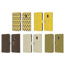 Custodie portafoglio Head Case Designs modello Per Motorola Moto G4 per cellulari e palmari