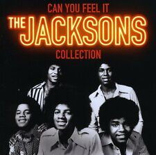 Can You Feel It-The Collection - Jacksons (2009, CD NEUF)