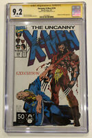 Uncanny X-Men #276 CGC 9.2 SS Chris Claremont 1991 Jim Lee