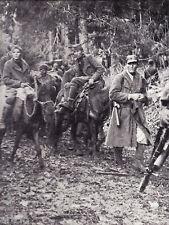 La deuxième guerre mondiale - Maquis et partisans